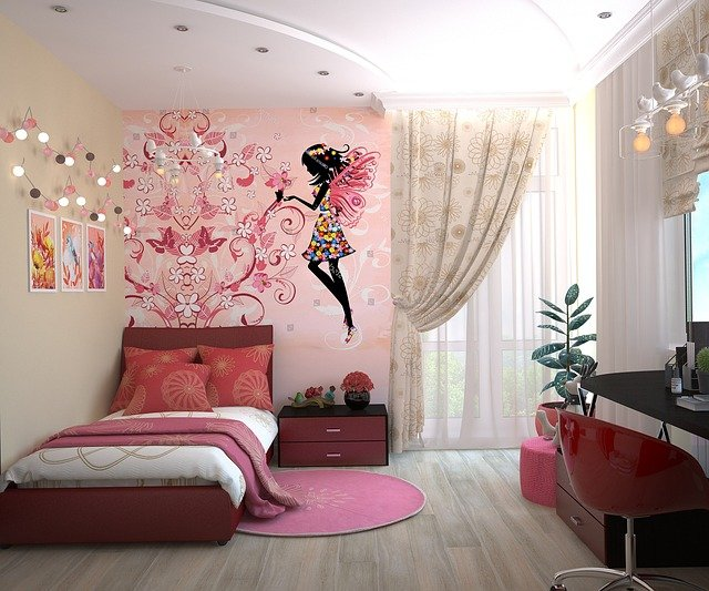 top 5 themes for cool kids' bedrooms